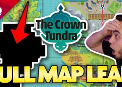 Crown tundra map from youtube 7
