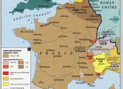French revolution map from pinterest 2
