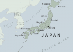 Japan Map: Japan map from wwwnc 1