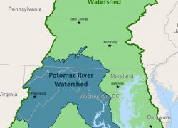 Potomac river map from tripsavvy 8