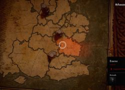 Assassins Creed Valhalla Map: Assassins creed valhalla map from gamewatcher 1