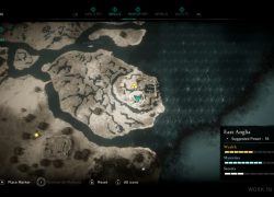 Assassins creed valhalla map from rocketchainsaw 10