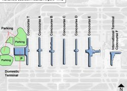 Atlanta airport map from ifly 10