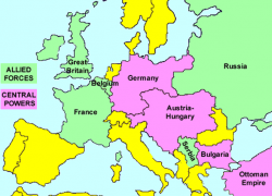 Axis powers ww2 map from in 8