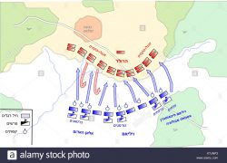 Battle of hastings map from alamy 7