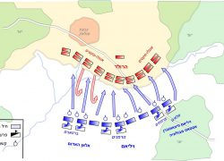 Battle of hastings map from commons 5