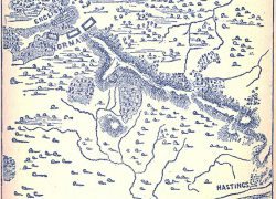 Battle of hastings map from pinterest 8