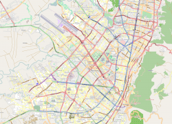 Bogota map from commons 7