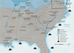 Civil war battles map from nationalgeographic 4