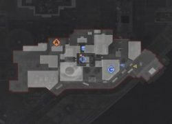 Cold war zombies map layout from gamewith 9