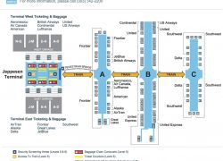 Denver airport map from aspenvaillimo 3