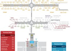 Denver airport map from upgradedpoints 7