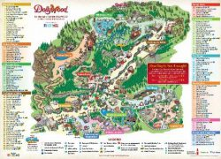 Dollywood map from pinterest 4