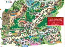 Dollywood map from pinterest 6