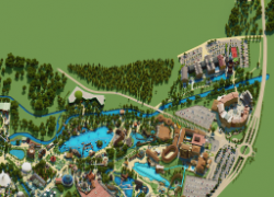 Europa Park Map