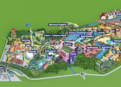 Europa park map from twitter 7