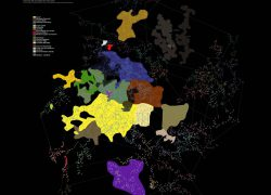 Eve online map from pinterest 6