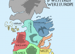 Game of thrones 7 kingdoms map from pinterest 3