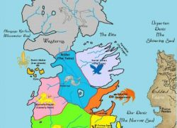 Game of thrones 7 kingdoms map from pinterest 9