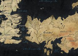 Game of thrones 7 kingdoms map from thecinemaholic 4