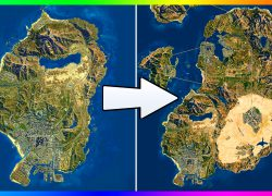 Gta online map from youtube 6