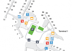Heathrow airport map from pinterest 10