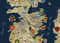 Houses of game of thrones map from amazon 2