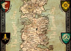 Houses of game of thrones map from amazon 8