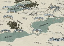 Icewind dale map from reddit 4