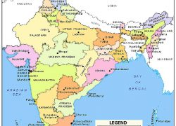 India states and capitals map from instapdf 10