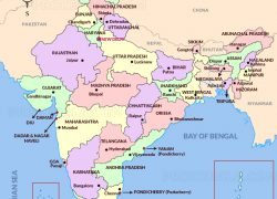 India states and capitals map from prokerala 9