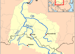 Irtysh river map from pinterest 3