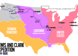 Lewis and clark map from en 3
