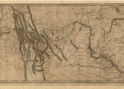 Lewis and clark map from loc 4