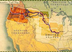 Lewis and clark map from pbs 6