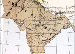 Map of ancient india from en 5