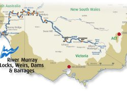 Murray river map from murrayriver 3