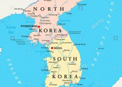 North korea map from pinterest 10