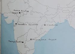Salal dam on political map of india from brainly 5