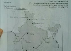 Salal dam on political map of india from brainly 9