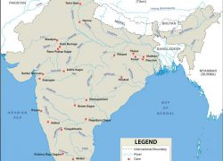 Salal dam on political map of india from toppr 8