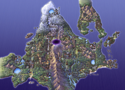 Sinnoh Map: Sinnoh map from bulbapedia 1