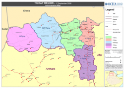 Tigray map 2020 from joshuaproject 5