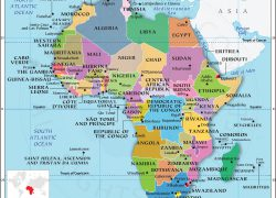 Africa Map Hd: Africa map hd from 4geeksonly 1