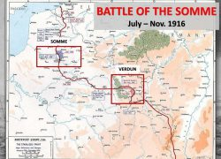 Battle of somme map from pinterest 7