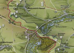 Battle of somme map from pinterest 9