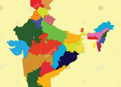 India map 2020 hd from alamy 9