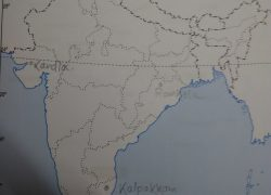 Kalpakkam nuclear power plant in india map from brainly 7