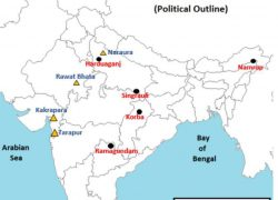Kalpakkam nuclear power plant in india map from brainly 9