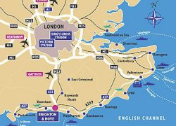 London gatwick airport map from pinterest 6